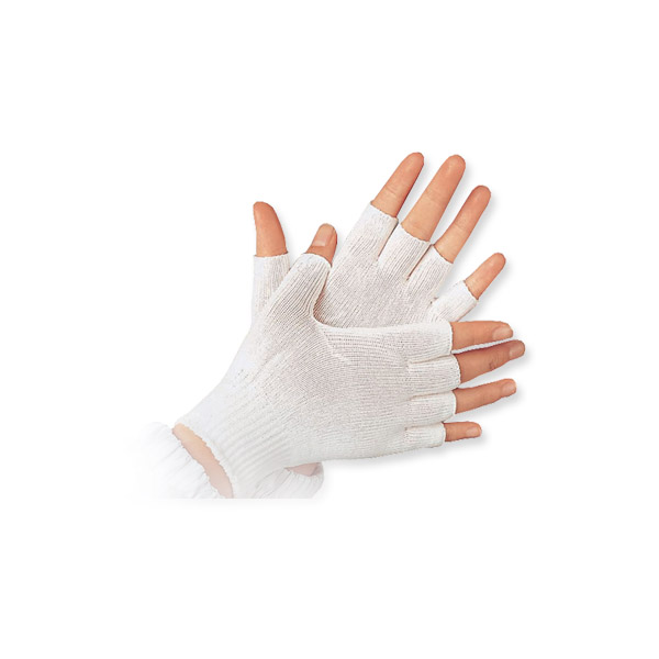 POLYESTER MITTENS