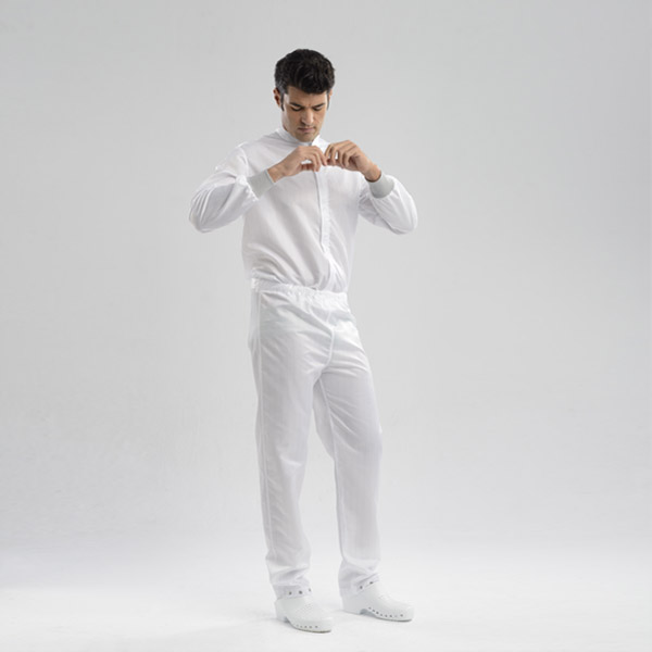 UNISEX TROUSER WITH ELASTIC BAND