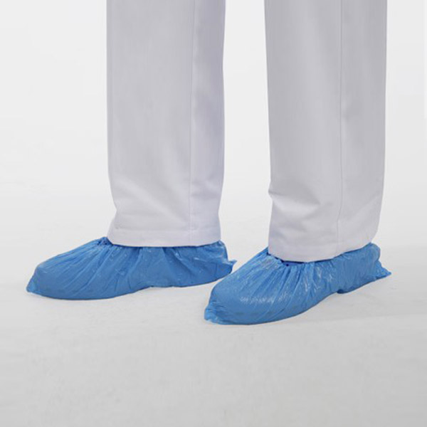 OVERSHOE WITH ELASTIC BAND