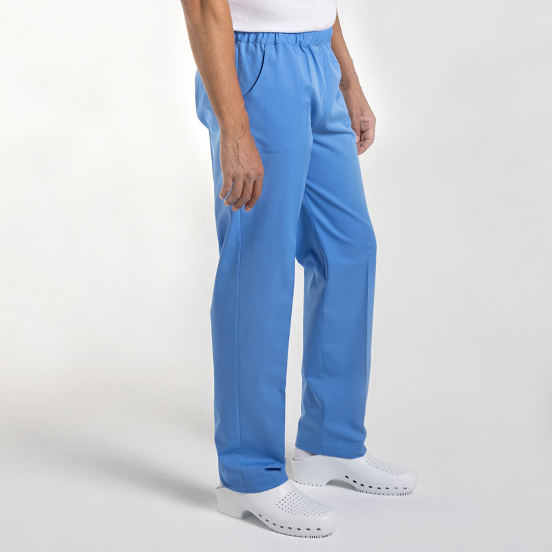 TROUSER WITH ELASTIC WAIST