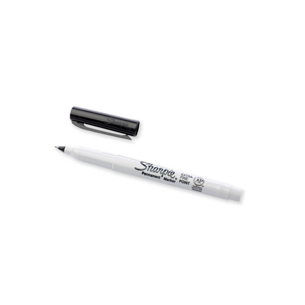 SHARPIE IRRADIATED FINE POINT MARKER
